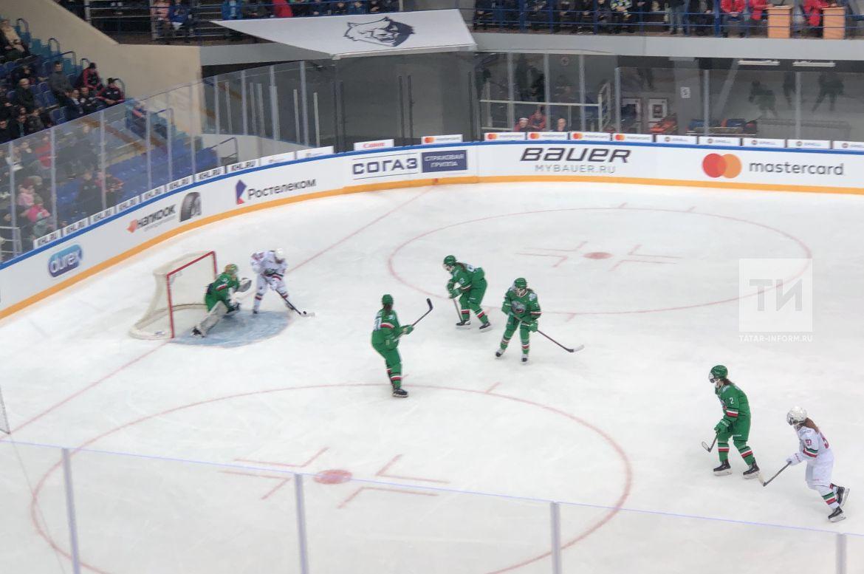 Сборная Запада одолела сборную Востока вМатче звезд ЖХЛ