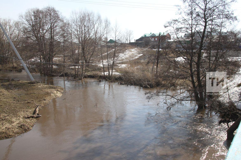 Реестр населенных пунктов попадающих в зоны затопления