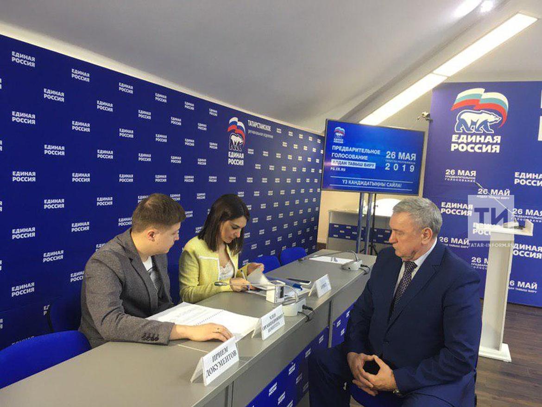 Владимир Вавилов: «Мандат депутата даст мне силы для развития паллиативной помощи в РТ»