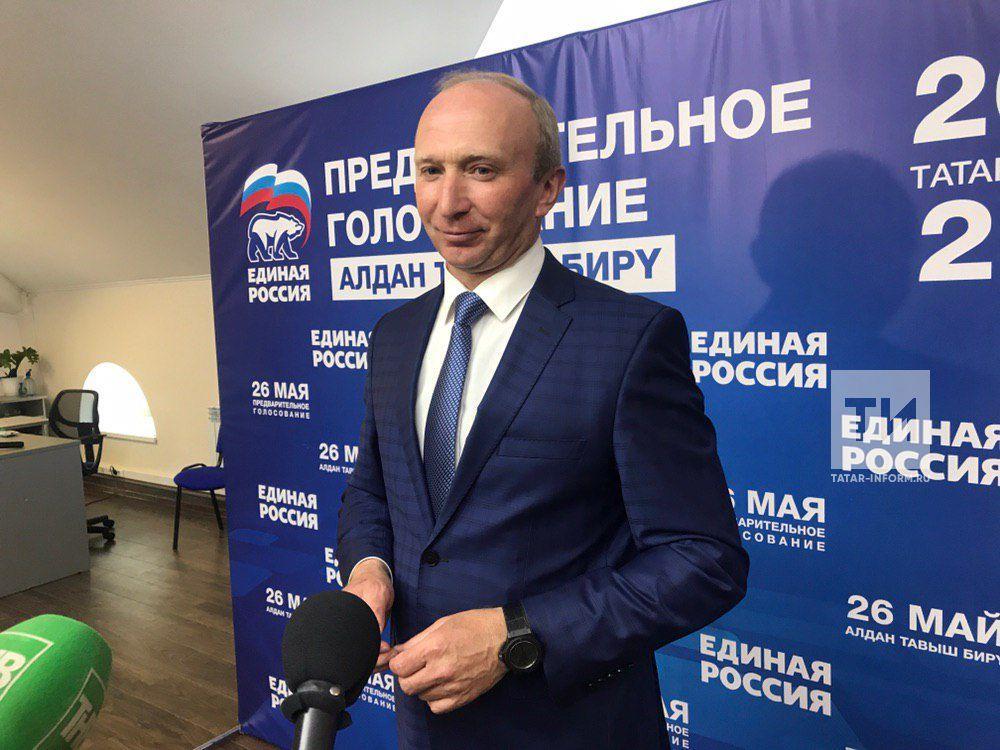 Чагин: Надо развивать обучающие площадки на предприятиях Татарстана для профориентации молодежи