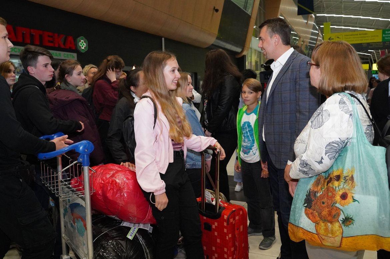 В Казань прибыли первые участники программы «Посетитель» WorldSkills