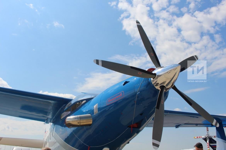 ВКазани доконца года создадут 30 аграрных самолетов Т-500