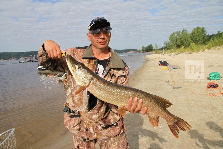 Рыбалка на волге в татарстане