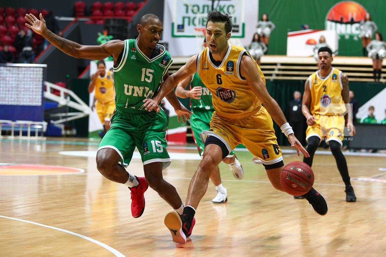 70c41125 Матч Евролиги по баскетболу: БК УНИКС - БК Фиат Турин