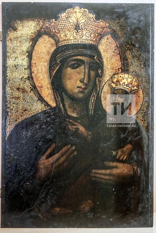 Казанская епархия получила право выставлять две уникальные иконы из фондов НМ РТ