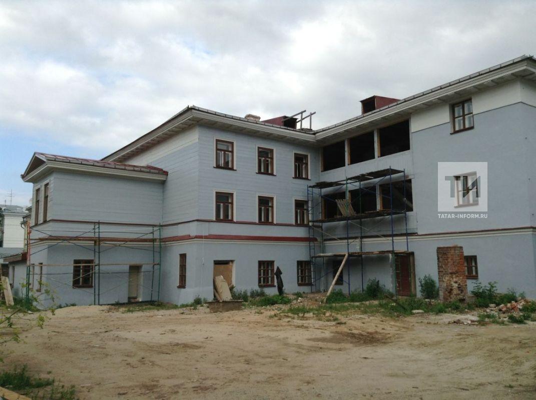 Госжилфонд вернет Дому Дротоевского в Казани функцию жилого помещения