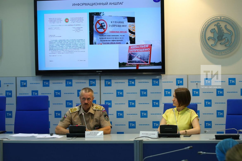 Для безопасности татарстанцев в республике оборудуют 18 новых пляжей