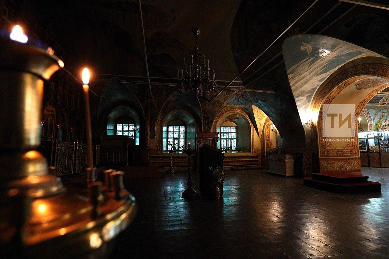 Реставрация Петропавловского собора