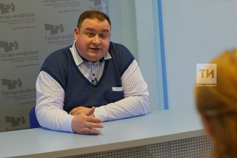 �нтервью с Сергеем Васильевым
