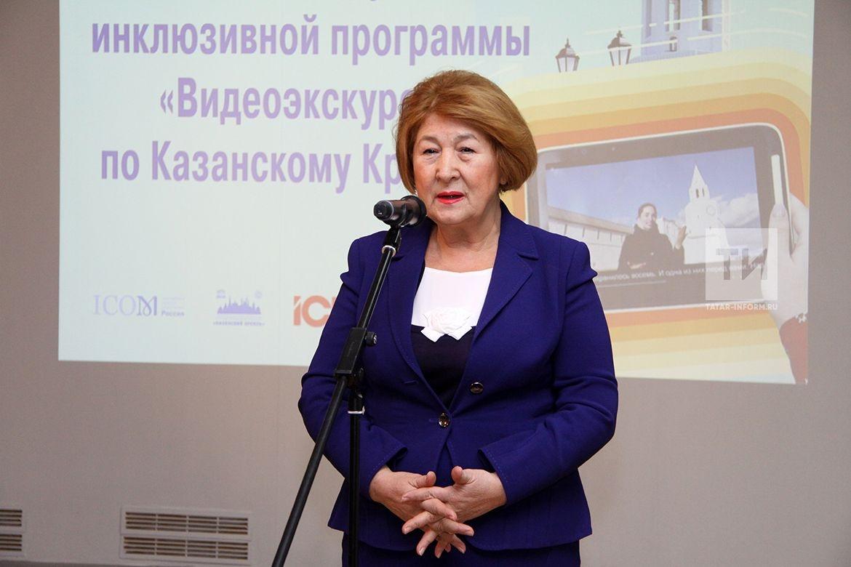 Казанский Кремль совместно с ICL разработал первый в РТ музейный видеогид для глухих