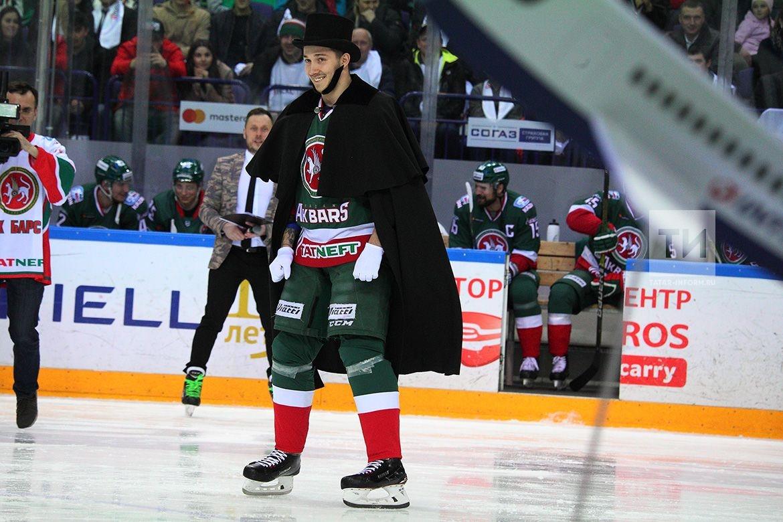 Закрытие хоккейного сезона выставочным матчем ХК