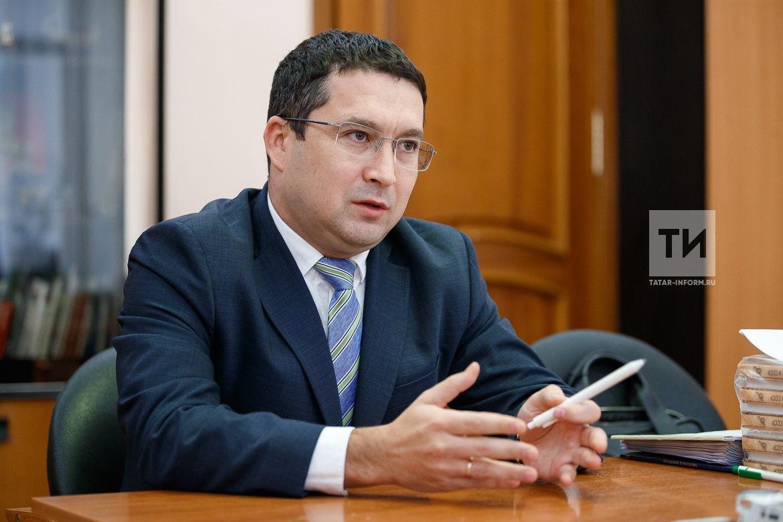�нтервью с заместителем министра культуры РТ Дамиром Натфуллиным