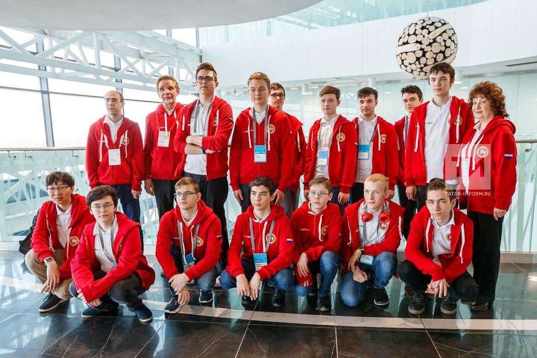 В Университете �ннополис стартовала Всероссийская олимпиада школьников по информатике и �КТ