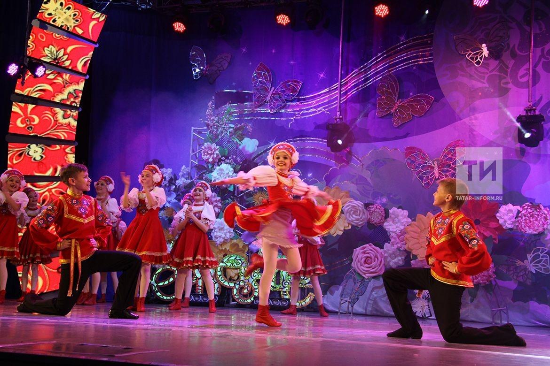 Открытие фестиваля «Созвездие-Йолдызлык»