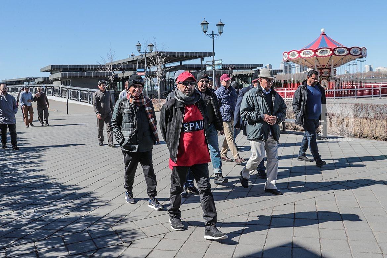 Первые туристы в Казани из ОАЭ