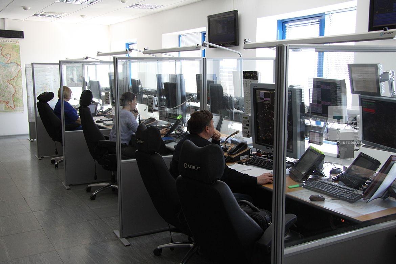 Радиотехническое обеспечение полетов аэропорта Казань