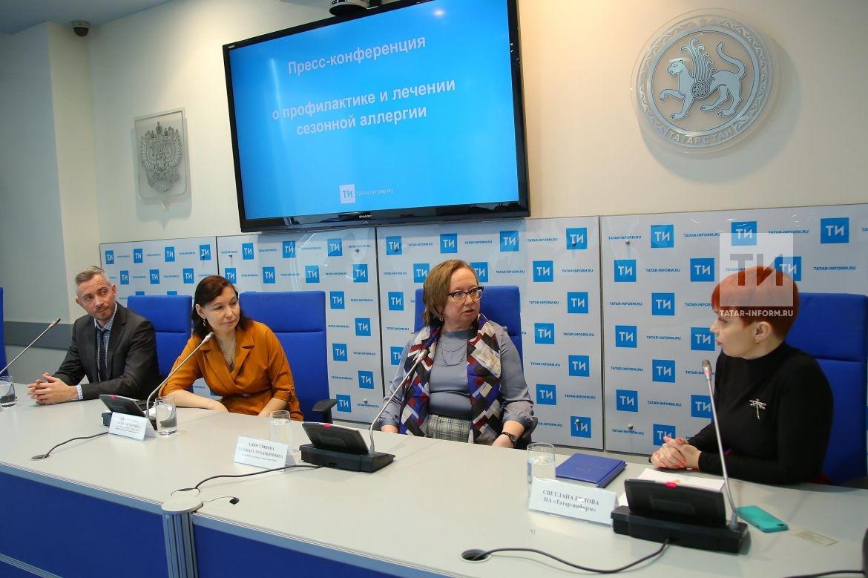 Казанские врачи: От аллергии страдают около 15% людей в мире