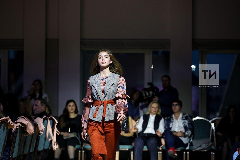 Kazan Fashion Skills 2019 показ мод подготовка в world skills 2019