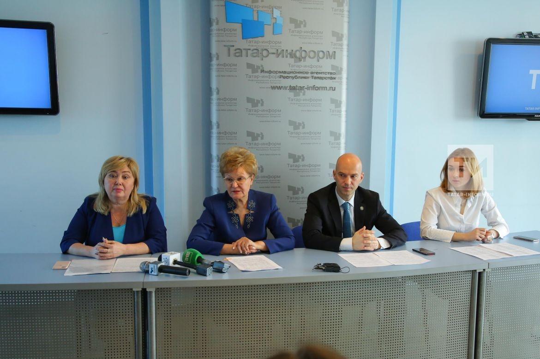 Пресс-конференция о конкурсе детских рисунков по Свияжску и Болгару