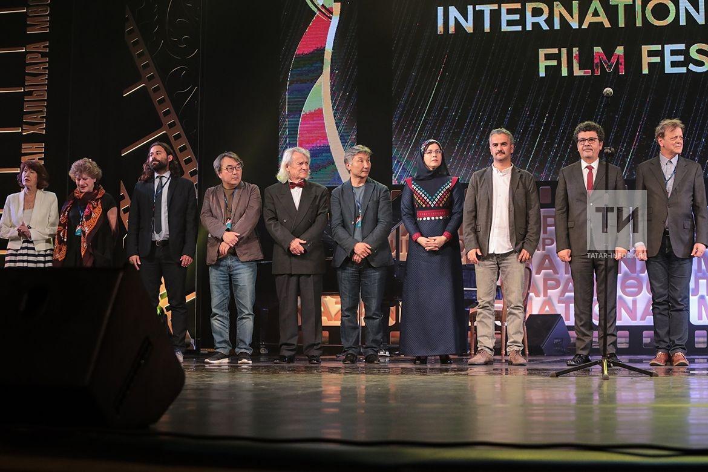 Торжественное открытие XV Казанского международного фестиваля мусульманского кино