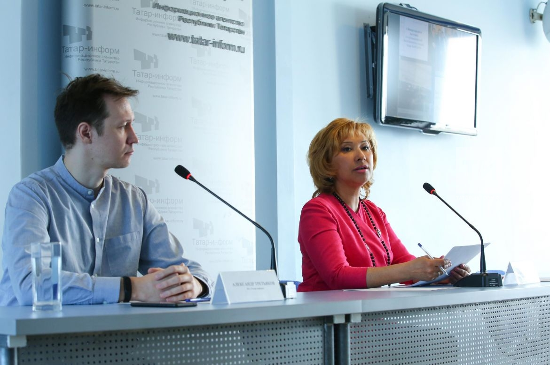 Пресс-конференция о Всемирном дне охраны труда