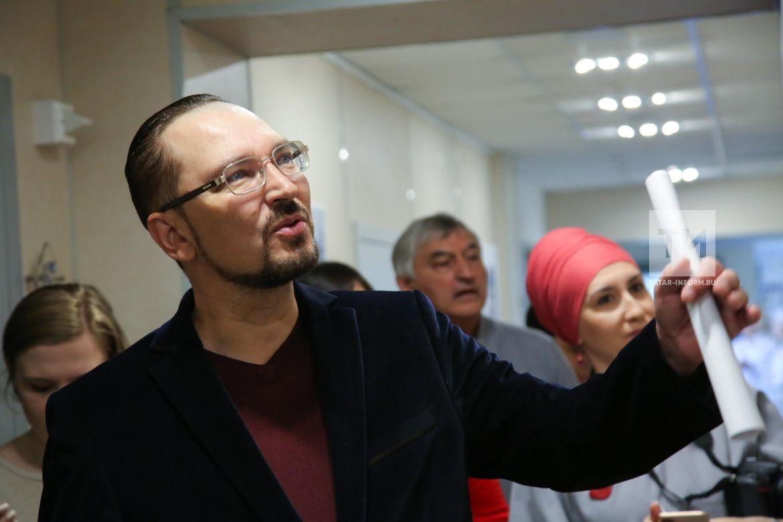 Открытие фотовыставки Евгения Кулешова