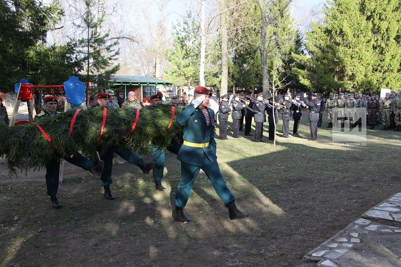 В Казани финишировал автопробег под эгидой Росгвардии протяженностью 2 тыс. км