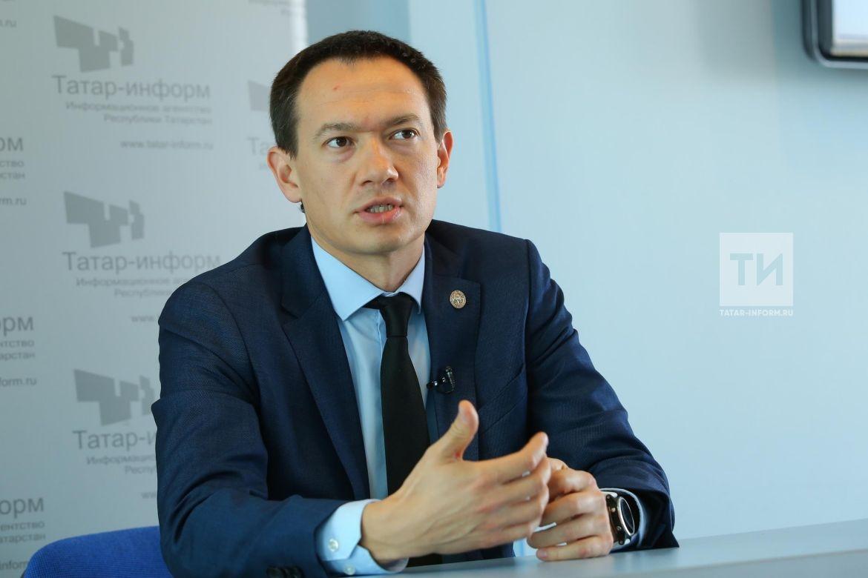 Тимур Нагуманов: 9,2тыс. татарстанцев стали самозанятыми, интерес кэксперименту продолжает расти