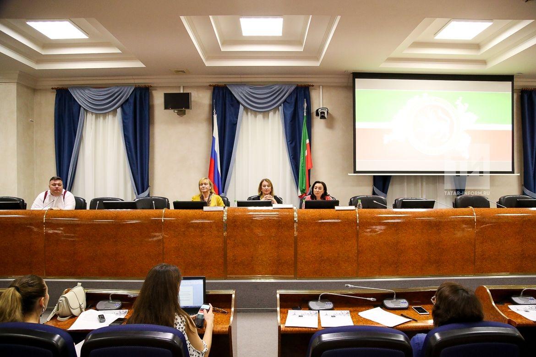 Пресс-конференция, посвященная презентации музея Ш.Камала Дом Книги в Минкулте РТ