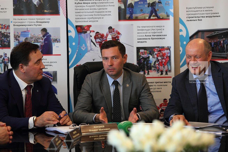 Федерация биатлона Татарстана отделится от Федерации лыжных гонок РТ