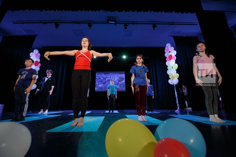 Фестиваль талантов «Город Мастеров» для детей с ограниченными возможностями здоровья