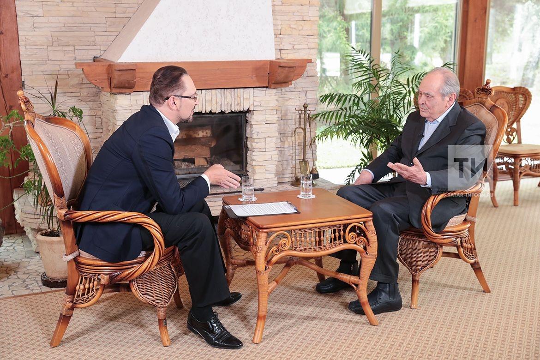 Минтимер Шаймиев: «Рустам Минниханов на посту Президента Татарстана – это удачный выбор»