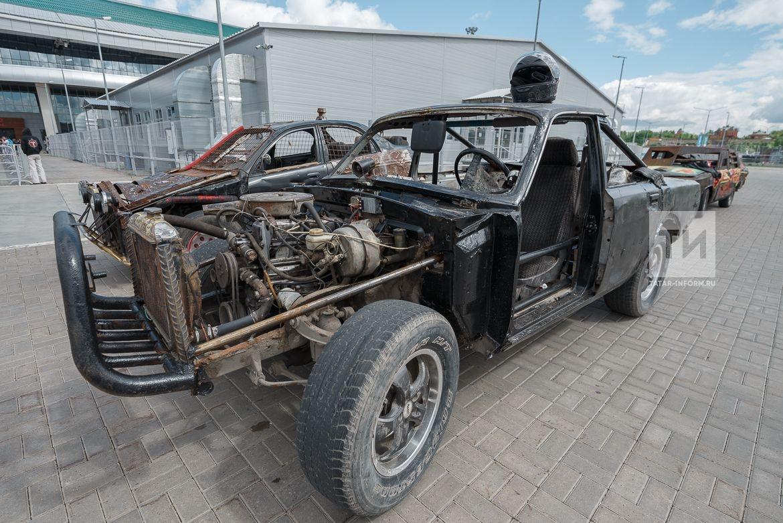 Официальное открытие мотосезона в Казани