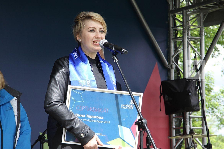 Новая профессия за один день: перед WorldSkills в Казани открылась ярмарка мастерства Skills Bazaar